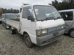 CHAEP USED CAR IN JAPAN FOR MAZDA BONGO BRAWNY KC-SD5AM WL MT DIESEL 1997