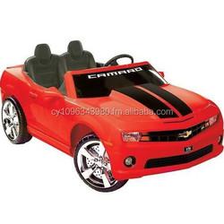 Npl Chevrolet Camaro 2 Seater Kids Ride-On Car