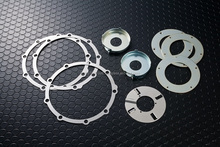 A wide range of custom made industrial presswork machining service by Japanese company