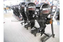 Used Mercury 40 HP 40 HP Outboard Engine Motor Four Stroke Boat Engine