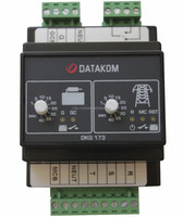 DATAKOM DKG-173 120/208V Generator / Mains Automatic Transfer Switch Panel (ATS)