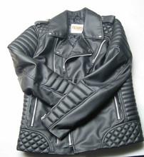 Pu Leather Jackets Biker Style Jackets Fashion Jackets