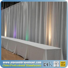 outdoor pipe and drape pipe drape for photo booth equipment