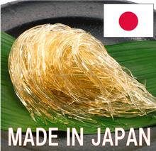 Collagen-rich low fat artificial shark fin edible gelatin made in Japan