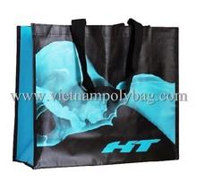 square bottom vietnam shopping pp woven carrier bag