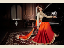Designer sarees With Heavy Blouses