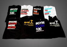Cheap T Shirts Wholesale Custom Women Dry Fit Workout Clothing Gym Shirts