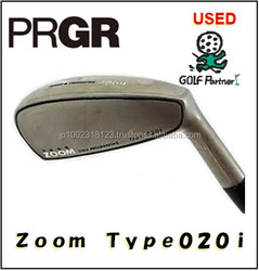 Cost-effective and low-cost handmade purple high heel ladies golf shoes and Used Hybrid PRGR ZOOM Type020i with good condition