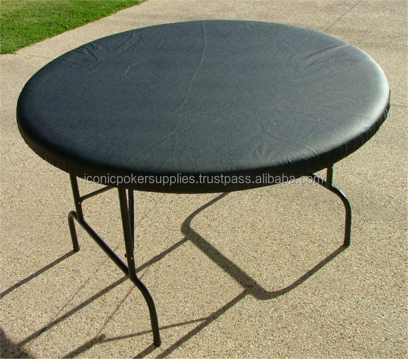 Heavy Duty Round Vinyl Poker Table Cover Buy Poker Table