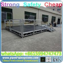 BEST movable stage&portable stage,newest vv system oval v6