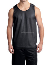 high quality polyester running polyester vest