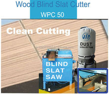 Wood Slat Cutting Machine for Wood Venetian Blinds JINSUNG