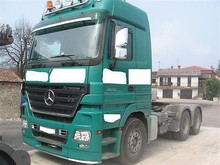 Used MercedesBenz 2658 ACTROS LS 6X4 Tractor Unit - Left Hand Drive - Stock no: 11774