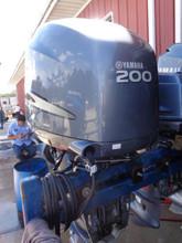 2006 Yamaha F9.9 MSH2 9.9 HP Outboard Motor Mercury