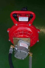 Twin Stage Hydraulic Drive Water Pump