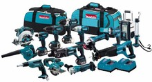 Clearance SALE! Original Makita power tools LXT1500 18-Volt LXT Lithium-Ion Cordless 15-Piece makita Combo Kity