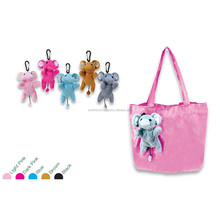 Cutey Fruity Bag / Elephant Shopping Bag
