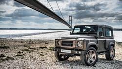 Genuine Kahn Design Wide Track Arch Kit Package / Body Kit for Land Rover Defender 90