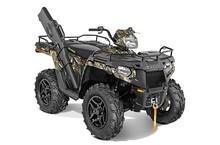2015 Polaris Industries Sportsman 570 SP - Hunter Edition ATV