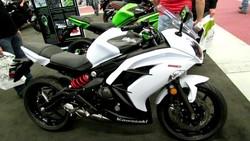 2014 Kawasak Ninja 650 ABS