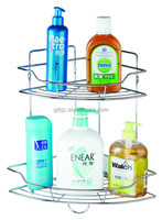 New Products! ChuZhiLe China supplier innovative hanging kitchen bowl holder dish holder rack two layers AB-650