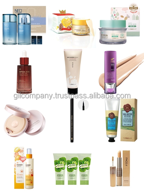 The face shop best products