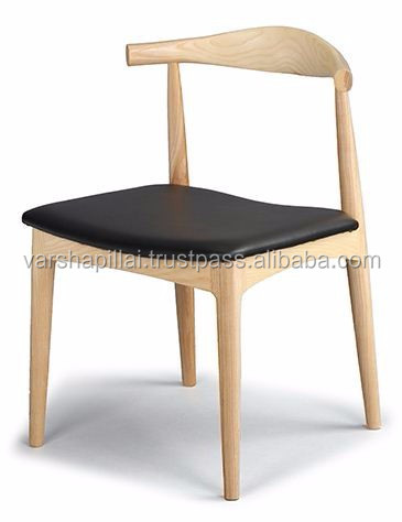designer wooden chair with cushion buy wood design