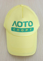 Best quality golf magnetic hat cap baseball cap with metal brand name