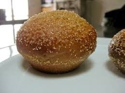 starch improves richer mouth feel for vanilla buns