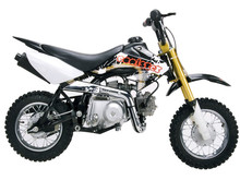 Newly Arrived 70cc Kids Dirt Bike with Semi Auto Transmission including assembling