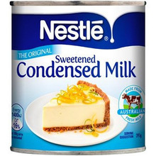 QUALITY SWEETENED CONDENSED NESTLE MILK