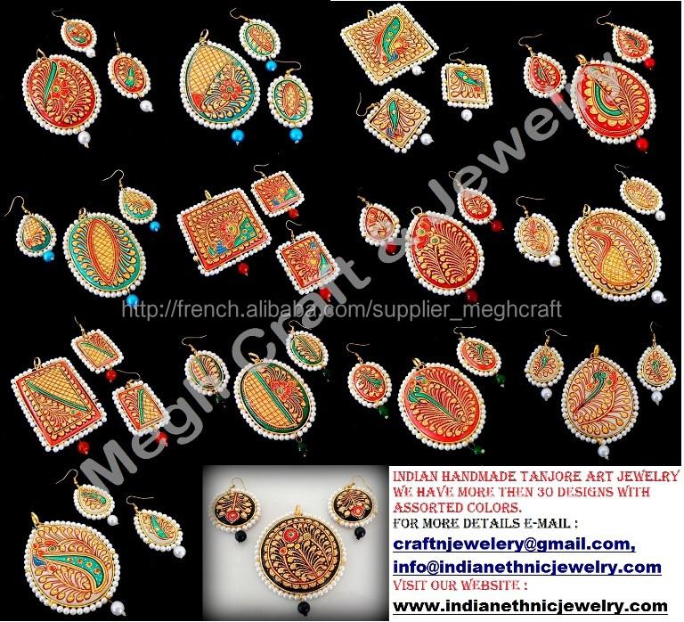 Grossiste bijoux indien