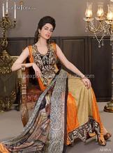 Designer Lawn Suits ( Famous Brands : Asim Jofa, Sana Safinaz, Charizma etc )