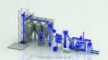 Economic Price Masine Za Pelet / Mini Pellet Mill / Mini Pellet Production