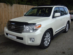 Used Toyota Land Cruiser 4.5 D-4D V8 2013