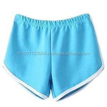 Factory Direct selling womens running shorts with custom design