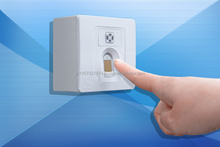 Gold Finger Reliable fingerprint security gadgets for personal identification
