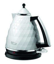 DELONGHI BRILLIANTE WHITE KETTLE