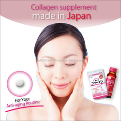 High quality and Safe marine fish collagen with multiple functions made in Japan