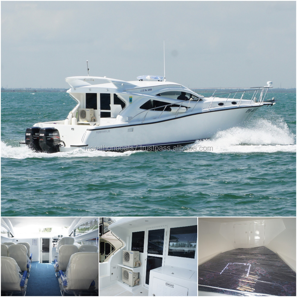 Brand New Marathon 42 Cabin Cruiser Luxury Boat From
