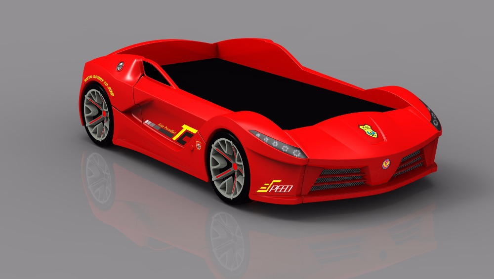 ferrari prix voiture de course lit adulte lit d 39 auto pour. Black Bedroom Furniture Sets. Home Design Ideas