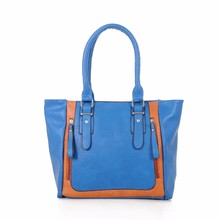 2015 Women Genuine Leather Tote Bag / Leather Lady Hand Bag