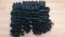 Nice Human Hair 100% High Grade 7A Virgin Hair Extension Weaving Wavy