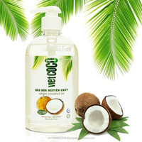 Virgin Coconut Oil for Body and Hair Care