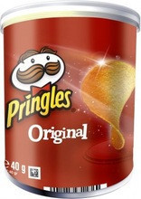 Pringles Cheddar Cheese 169gr Potato Chips