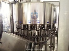 Bottle Drinking Water Rinsing Filling Capping 3in1 Machine in the Middle East