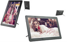 10 inch digital photo frame with remote control suitable for shop advertising display