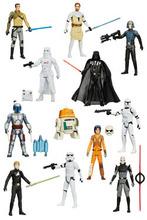 Hasbro Star Wars Saga Legends Action Figures