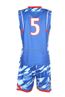 Healong Manufacturer mesh basketball jerseys basketball uniform