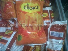 IQF french fries with high export quality